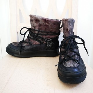 リプレイ(Replay)のREPLAYショートブーツsize39(25~25. 5cm)リプレイ(ブーツ)