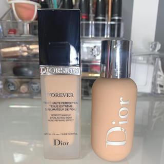 Dior - Dior ファンデーションセット