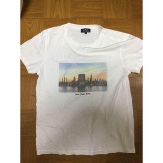 A.P.C - A.P.C. NY.プリントTシャツ