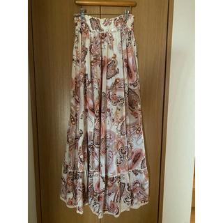 リズリサ(LIZ LISA)のリズリサのロングスカート(ロングスカート)