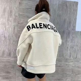 Balenciaga - 最高品質 美品 コート バレンシアガ パーカー 力ジュアル