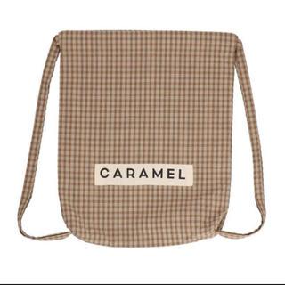 Caramel baby&child  - caramel リュックサック