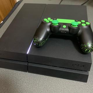 PlayStation4 - ps4 CUH-1200 カスタムコントローラー bo4