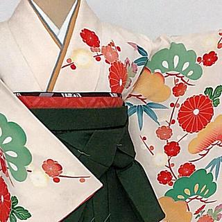 ★期間限定 超特価★  振袖 袴セット【正絹振袖でワンランク上の装いを‼︎】