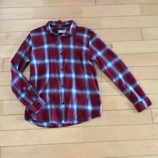ZARA KIDS - ザラ キッズ チェックシャツ レッド 164cm 新品未使用