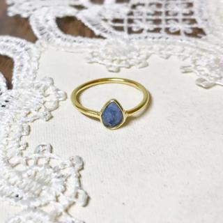 アガット(agete)の1035 タンザナイトのリング(リング(指輪))