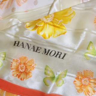 ハナエモリ(HANAE MORI)のHANAE MORI スカーフ(バンダナ/スカーフ)