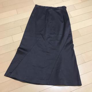 NANASHI スカート (ひざ丈スカート)
