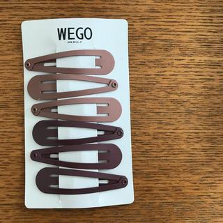 WEGO - wego ヘアピンセット 新品 ピンク