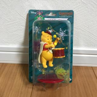 クマノプーサン(くまのプーさん)のファミマくじ ディズニー くまのプーさん クリスマス(キャラクターグッズ)