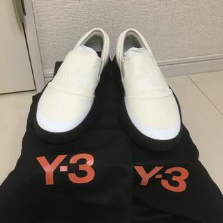 ワイスリー(Y-3)の◆ Y-3 YOHJI  YAMAMOTO TANGUTSU スリッポン◆(スニーカー)