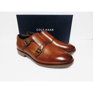 コールハーン(Cole Haan)のCOLE HAAN Hamilton Grand Double Monk 7.5(ドレス/ビジネス)