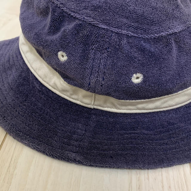 STUSSY(ステューシー)のstussy ベロア 帽子 レディースの帽子(キャップ)の商品写真