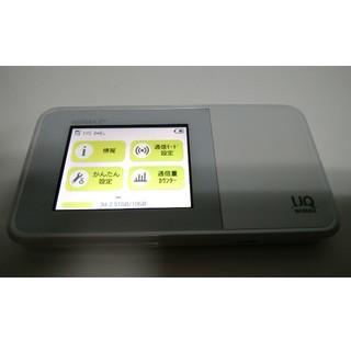 au - UQ WiMAX モバイルルーター