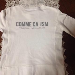 コムサイズム(COMME CA ISM)のトレーナー(その他)