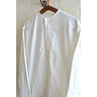 【DEAD STOCK】新品 80s ロシア軍 スリーピングシャツ