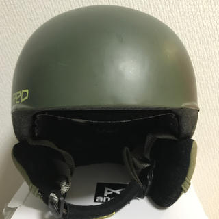 バートン(BURTON)のRED スノーボード ヘルメット (ボード)
