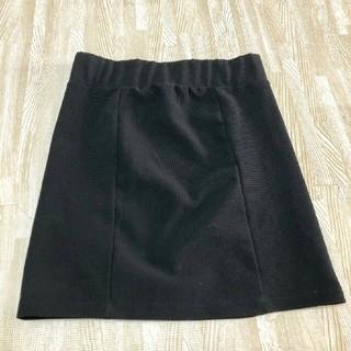 EMODA - EMODA 形綺麗なブラックスカート