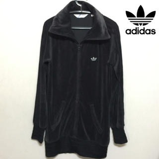 adidas - adidas トラックジャケット アディダス ベロア ジャージ 別珍 ベルベット