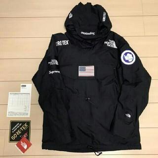 Supreme - 17ss Supreme×The North Face pullover M