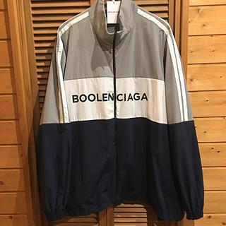 Balenciaga - VETEMEMES BOOLENCIAGA  トラックジャケット