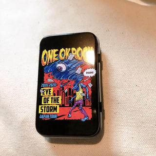 ワンオクロック(ONE OK ROCK)のワンオクロック2019ツアーグッズ(缶)(ミュージシャン)