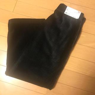 ユニクロ(UNIQLO)の新品*コーデュロイ ロングナロースカート (ひざ丈スカート)