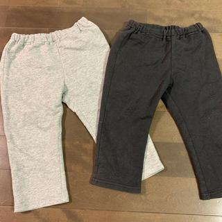 ムジルシリョウヒン(MUJI (無印良品))の無印良品 ベビー パンツ 90(パンツ/スパッツ)