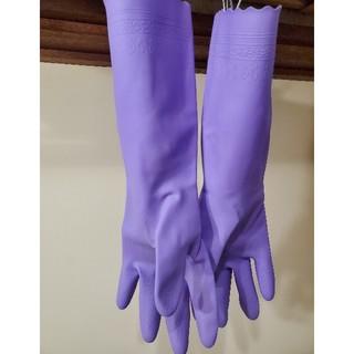 ゴム手袋、ビニール手袋