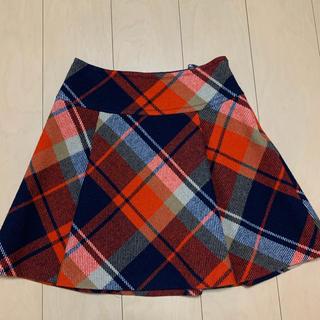 BURBERRY BLUE LABEL - バーバリーブルーレーベル チェック スカート