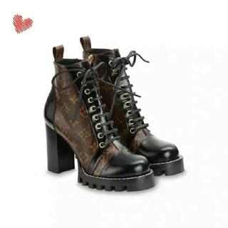 LOUIS VUITTON - LV ブーツ サイズ:22.5-25.5