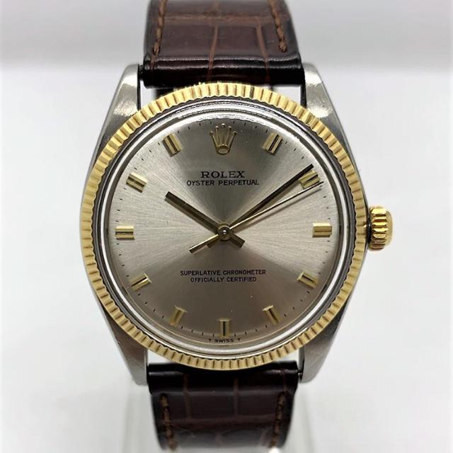パティ ツク フィリップ / ROLEX - ROLEX ロレックス オイスターパーペチュアル 美品ABランク 1962年の通販 by アロハ2019発送は1/6以降になります。