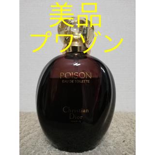クリスチャンディオール(Christian Dior)の【美品】Chiristian Dior プワゾン 50ml(香水(女性用))