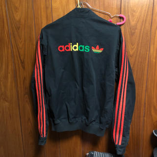 アディダス(adidas)のadidas アディダス 男女兼用 ブラックカラー  Mサイズ ジャケット正規品(その他)
