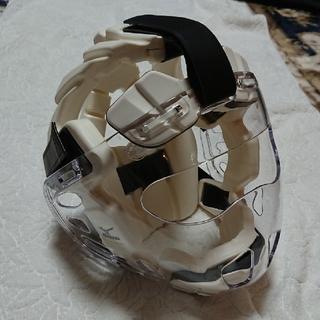 ミズノ(MIZUNO)のミズノ空手メンホー6・Mサイズ超美品(相撲/武道)