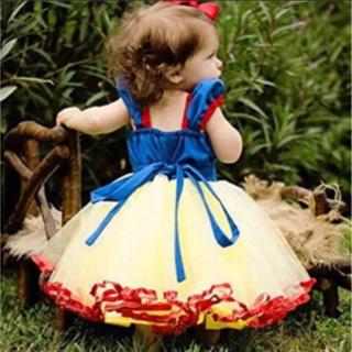 Disney - 白雪姫 コスプレ ドレス ワンピース 110cm 120cm