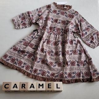 キャラメルベビー&チャイルド(Caramel baby&child )の4Y♥️caramel baby&child ワンピース(ワンピース)