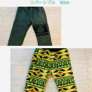 エーアーベー(eaB)の新品タグ付 エーアーベー あったか防寒パンツ(パンツ/スパッツ)