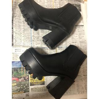 EMODA - EMODA 厚底ブーツ 美品