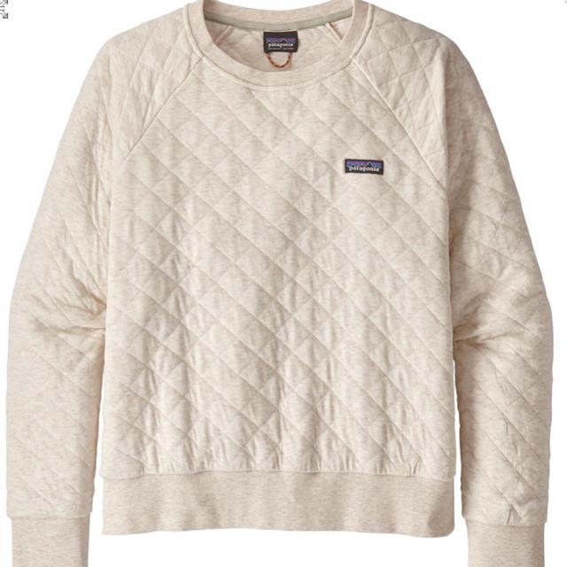 patagonia(パタゴニア)のパタゴニア オーガニックコットンキルトクルー レディースのトップス(Tシャツ(長袖/七分))の商品写真
