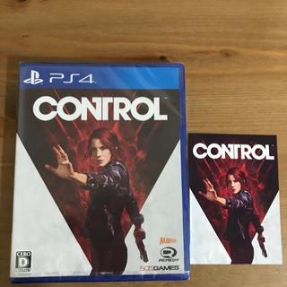 PlayStation4 - 新品未開封 CONTROL(コントロール) PS4