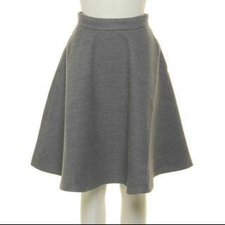 スライ(SLY)のSLY ウォームフレアスカート(ひざ丈スカート)