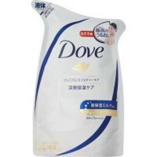 ユニリーバ(Unilever)のダヴ ボディウォッシュ プレミアムモイスチャーケア 詰替用 360g 6個セット(ボディソープ/石鹸)