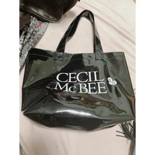 セシルマクビー(CECIL McBEE)のセシルマクビーのバック最終値下げ(ハンドバッグ)
