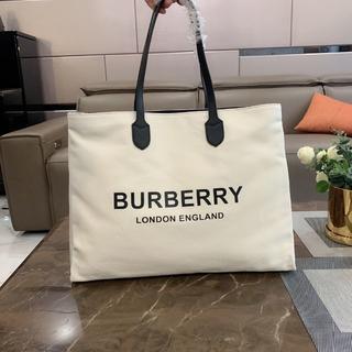 BURBERRY - Burberry ハンドバッグ 大容量 トートバッグ