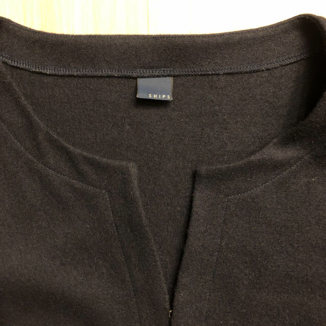 SHIPS(シップス)のシップス ジャケット レディースのジャケット/アウター(ノーカラージャケット)の商品写真