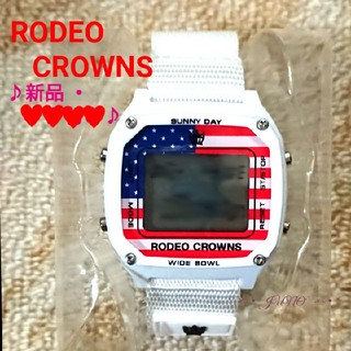 RODEO CROWNS - Crisp Watch Limi♡RODEO CROWNSロデオクラウンズ