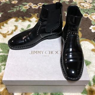 JIMMY CHOO - ジミーチュウ 定価税込¥145200 スタッズブーツ ルブタン チャーチ