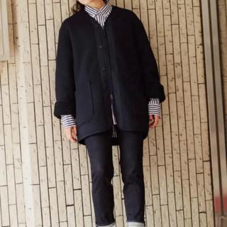 ユニクロ(UNIQLO)のUniqlo ×Engineered Garments フリースコート サイズS(ピーコート)