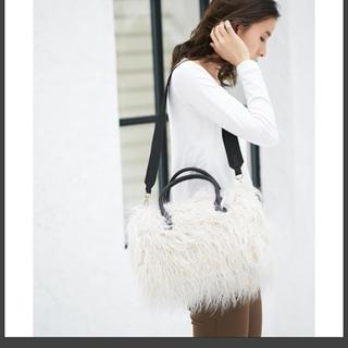 ダブルスタンダードクロージング(DOUBLE STANDARD CLOTHING)のダブスタ ファーバック(ショルダーバッグ)